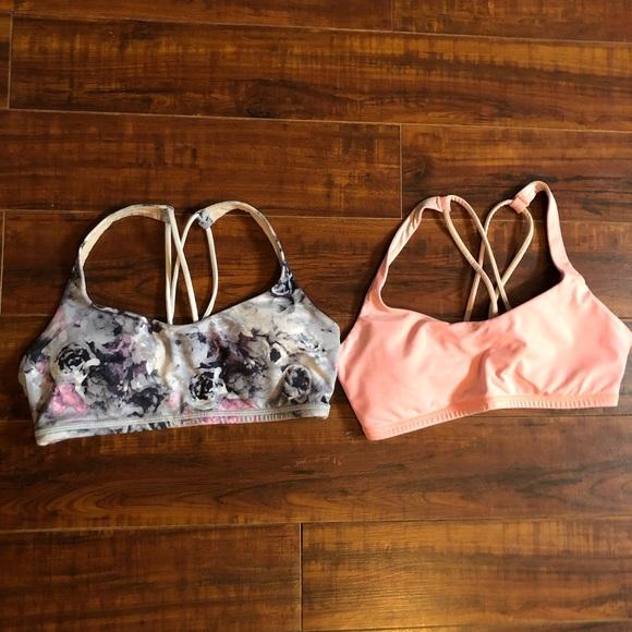 Lululemon free to be bra bundle